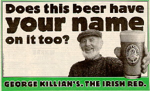 Killian's, Your Name